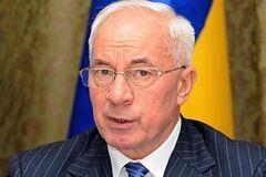 Азаров: сотрудничество со 'Свободой' сослужило Объединенной оппозиции плохую службу