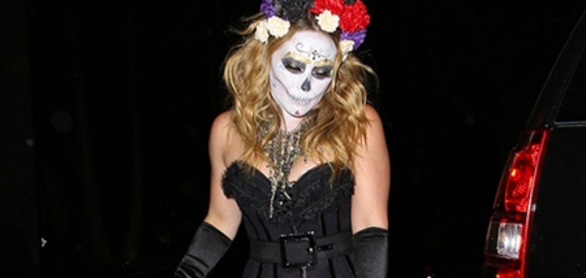 Звезды побывали на  Хэллоуинской вечеринке. Фото