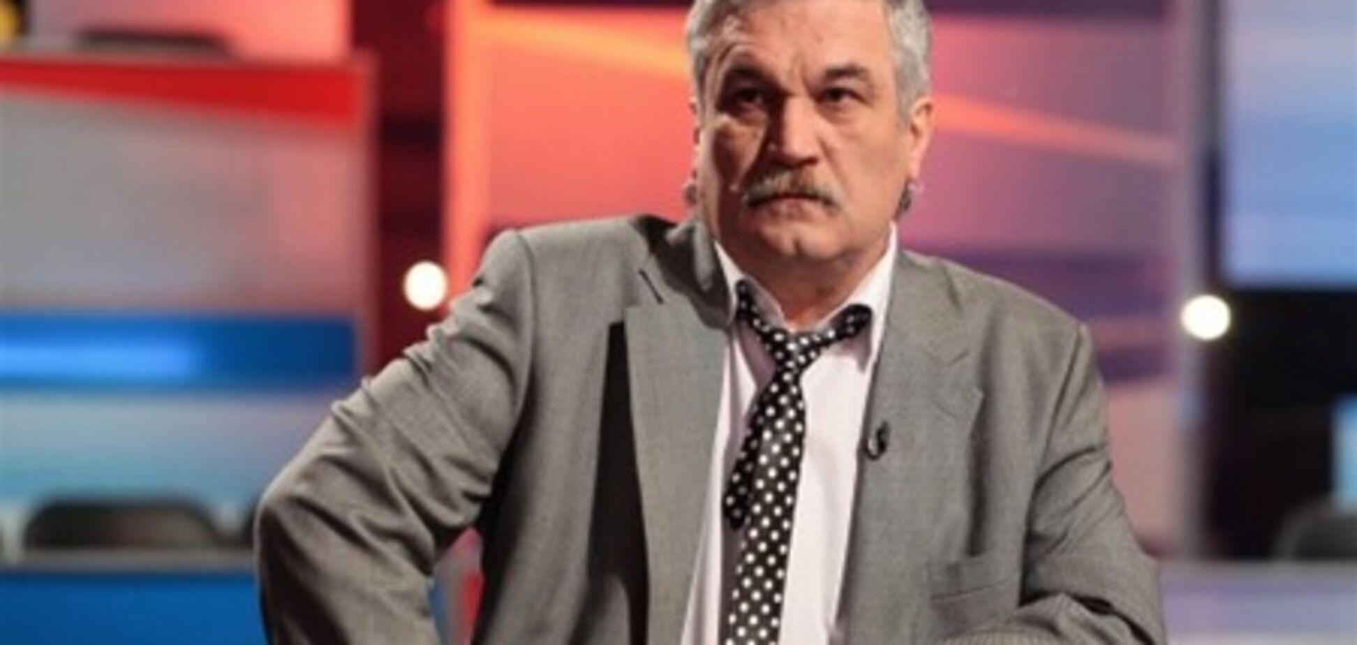 Писателю Шкляру не суждено стать народным депутатом