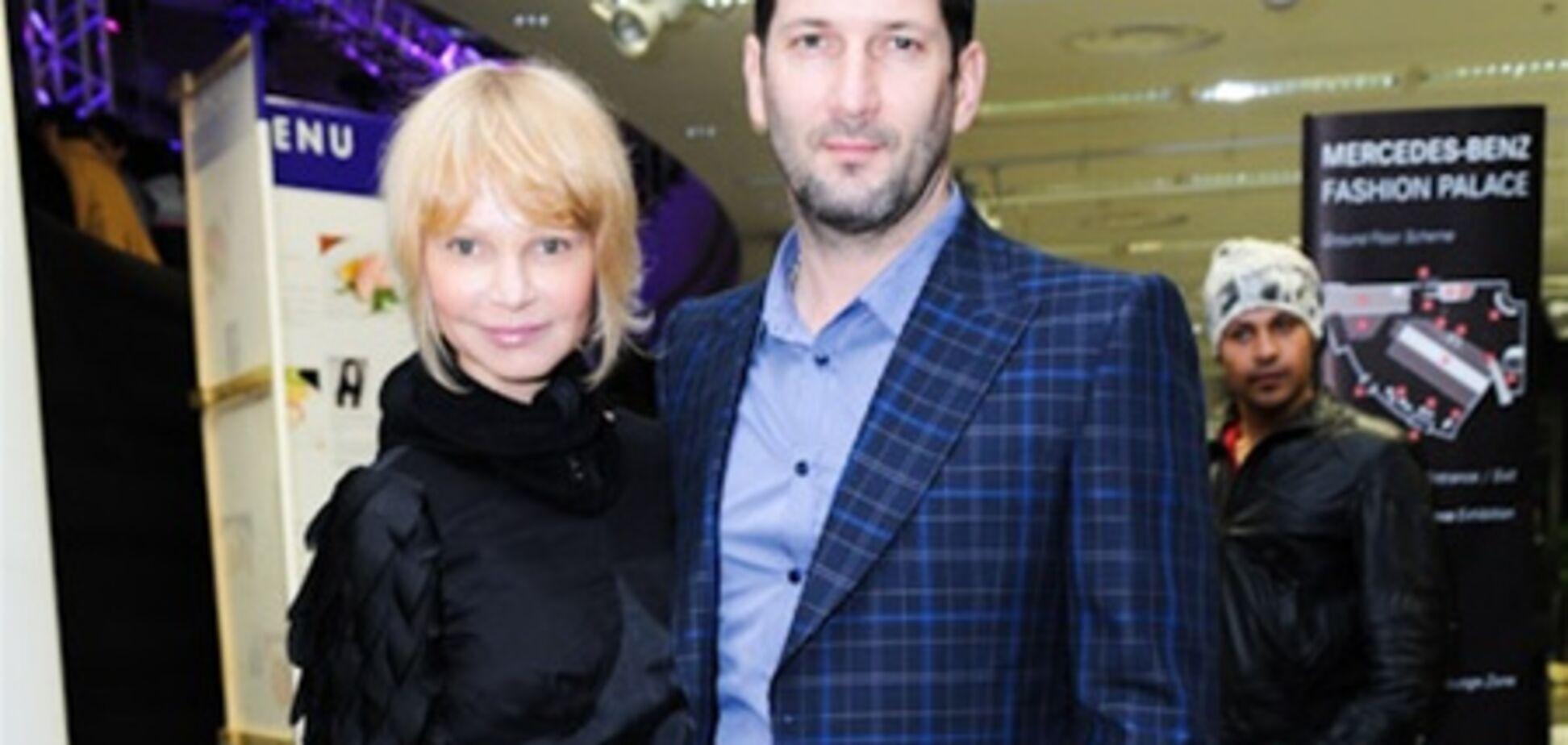 Дочь Мороза посетила модный шоу-показ. Фото