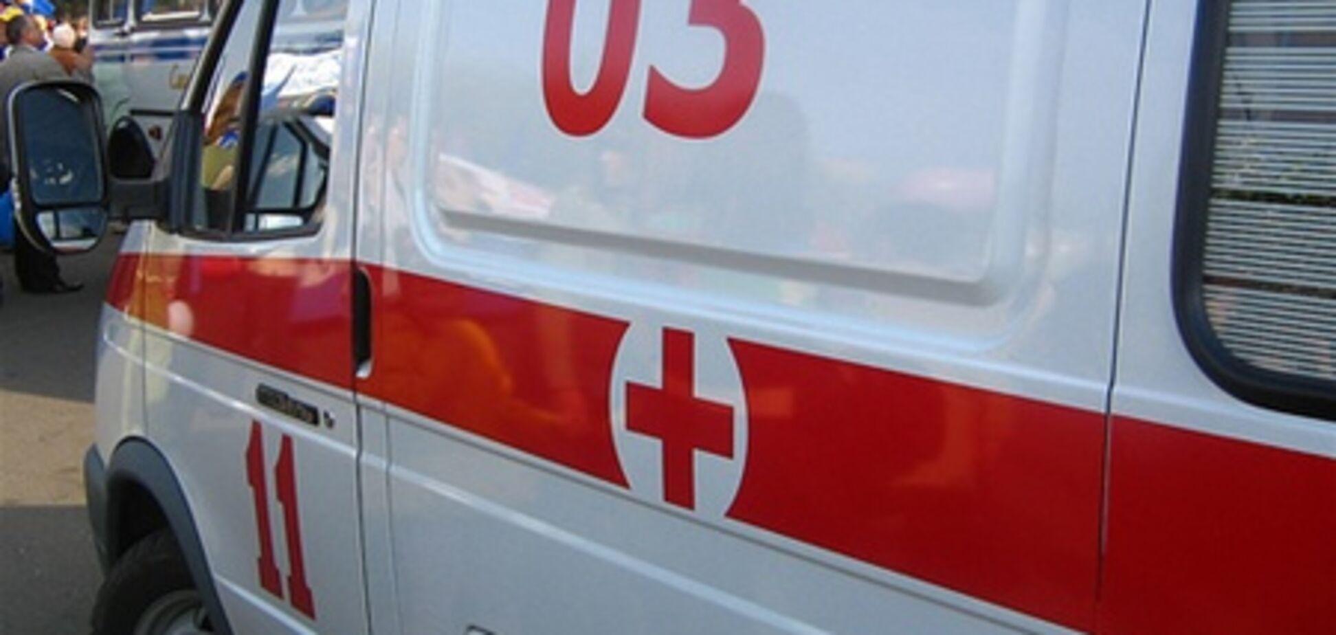 На Херсонщине семья отравилась ядом: ребенок умер по дороге в больницу
