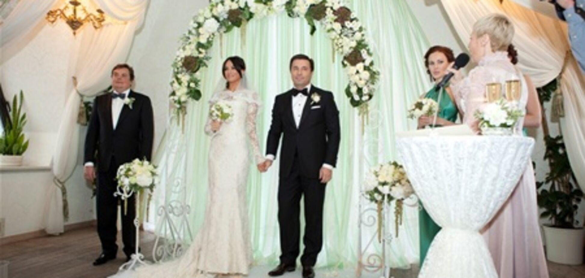 Коновалюк женился за день до выборов. Фото