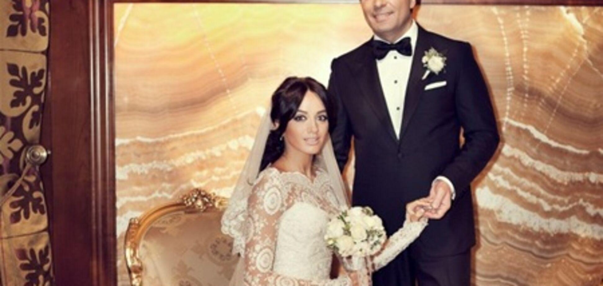 Коновалюк на свадьбе запел. Фото