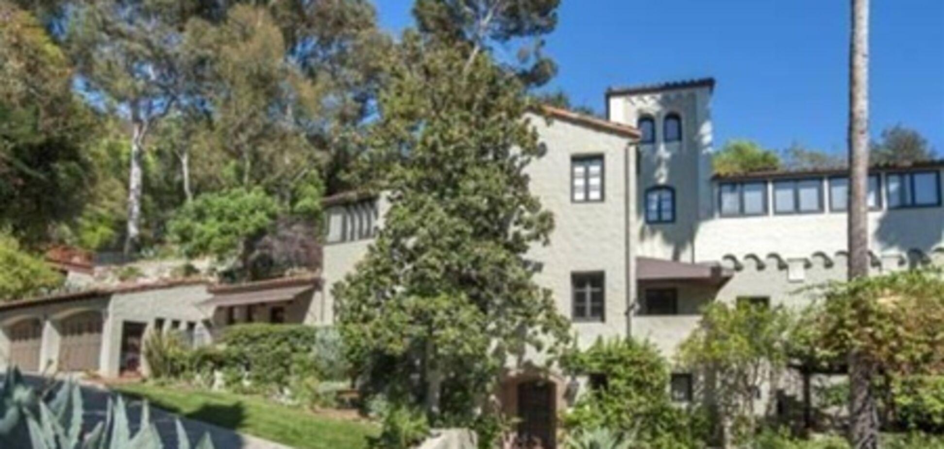 Три дома продает Шерил Кроу за 15,4 млн. долларов