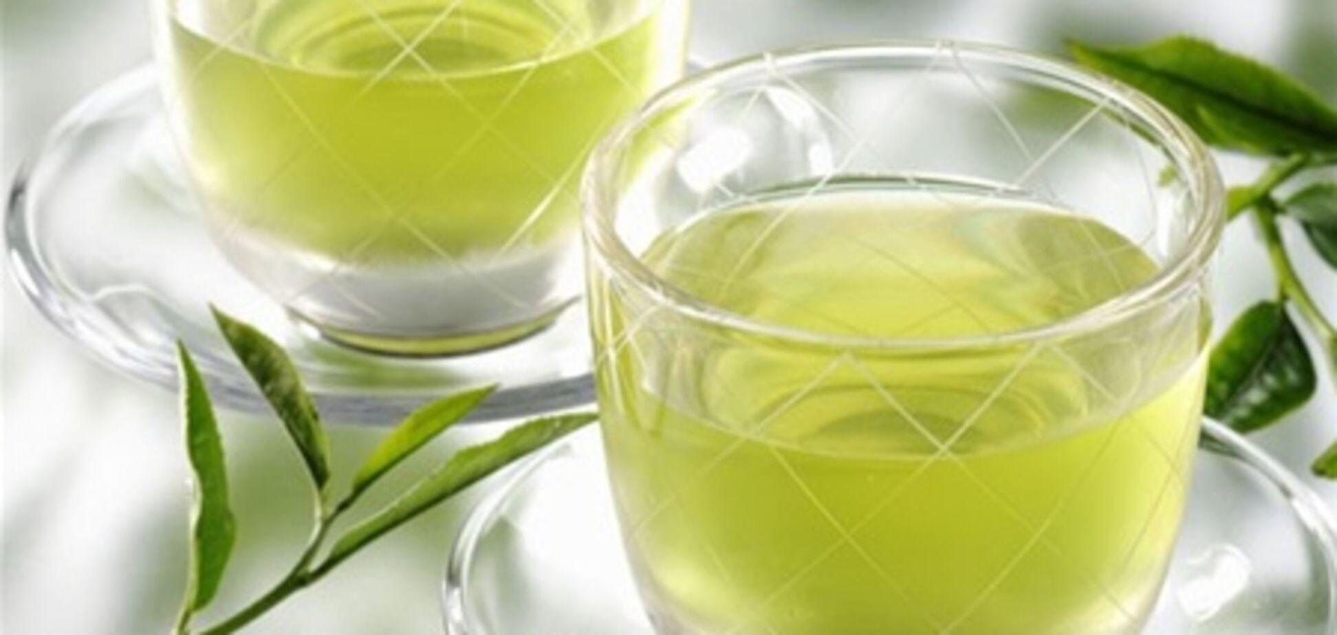 Зеленый чай омолаживает кровь лучше лекарств