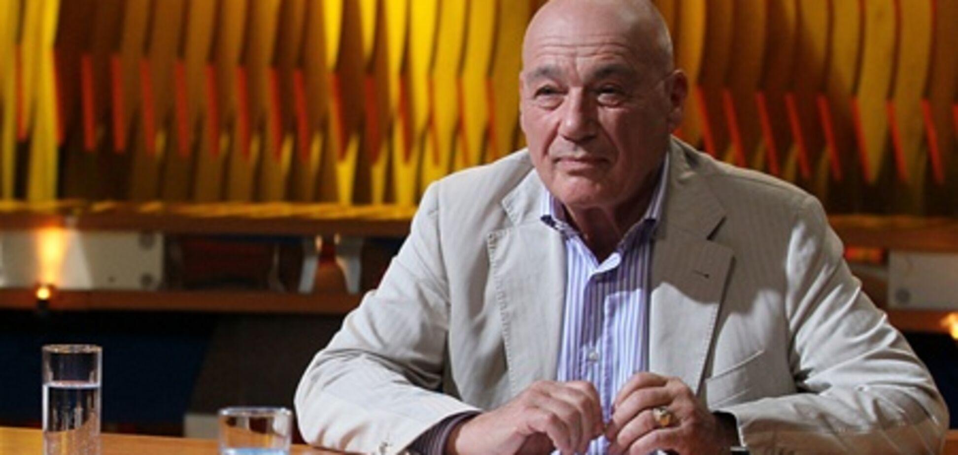 Депутат от 'Единой России' требует уволить Познера с 'Первого канала'