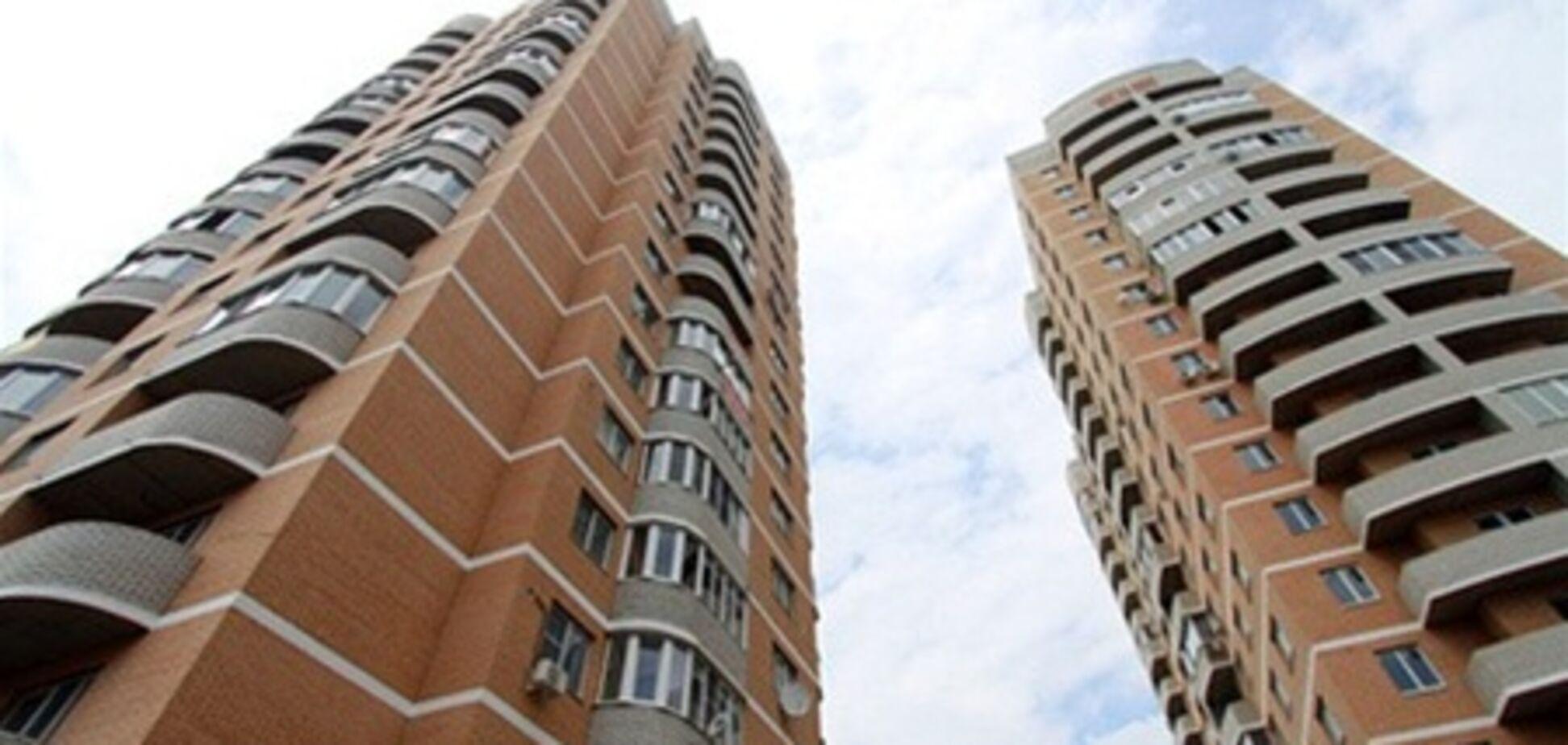 За октябрь в Киеве продано более 3 905 квартир