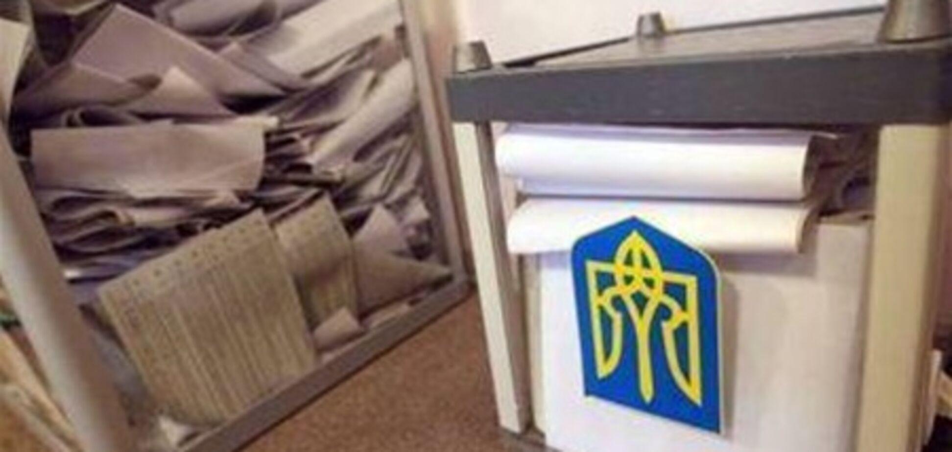 В МВД зарегистрировали более 1,7 тыс. нарушений избирательного процесса