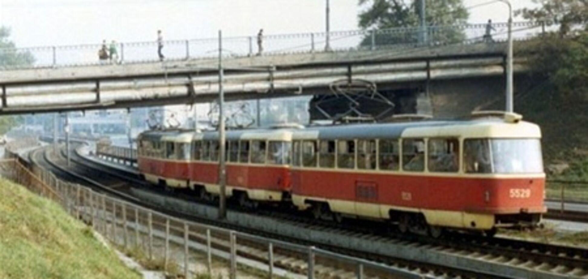 Скоростной трамвай на Троещине пустят в октябре