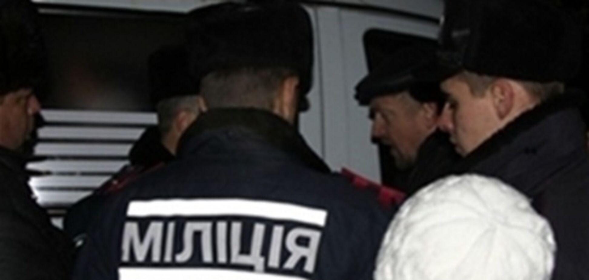 В Ужгороде неизвестные избили битами чиновника ОГА
