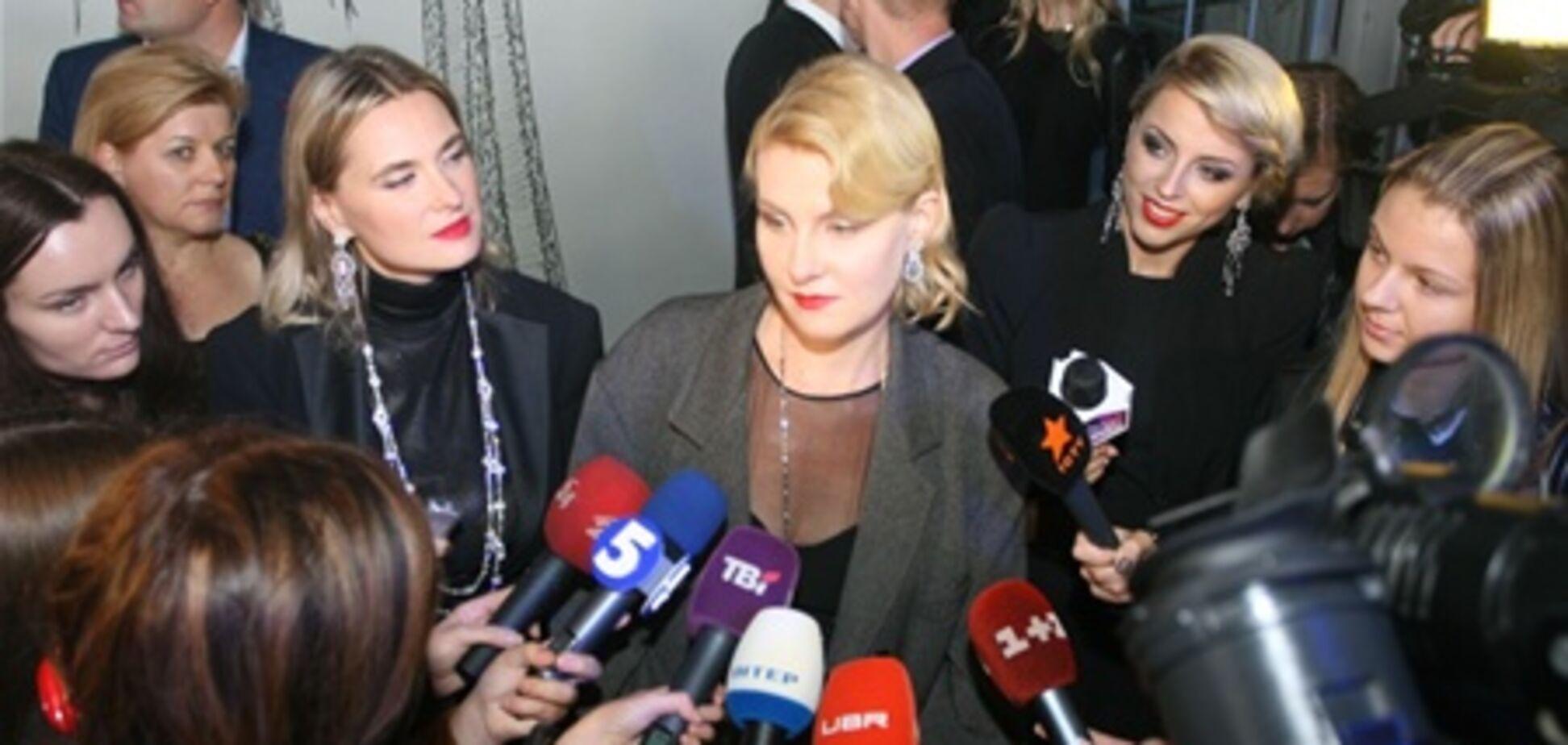 Звезды и политики упивались виски на модном показе