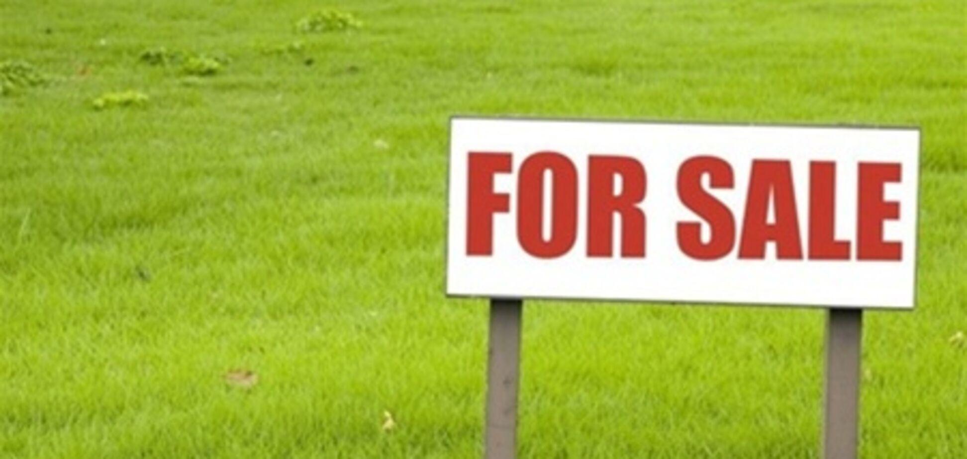 Земельных участков в Киевской области за сентябрь продали больше чем в августе