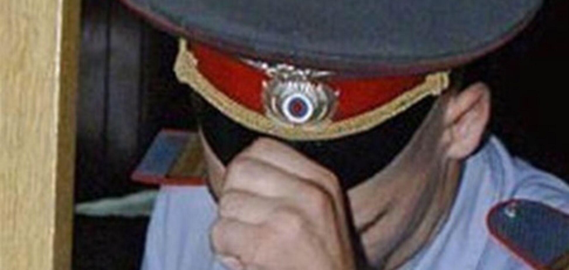 На Волыни милиционер попался на вымогательстве $20 тыс. у наркоторговца