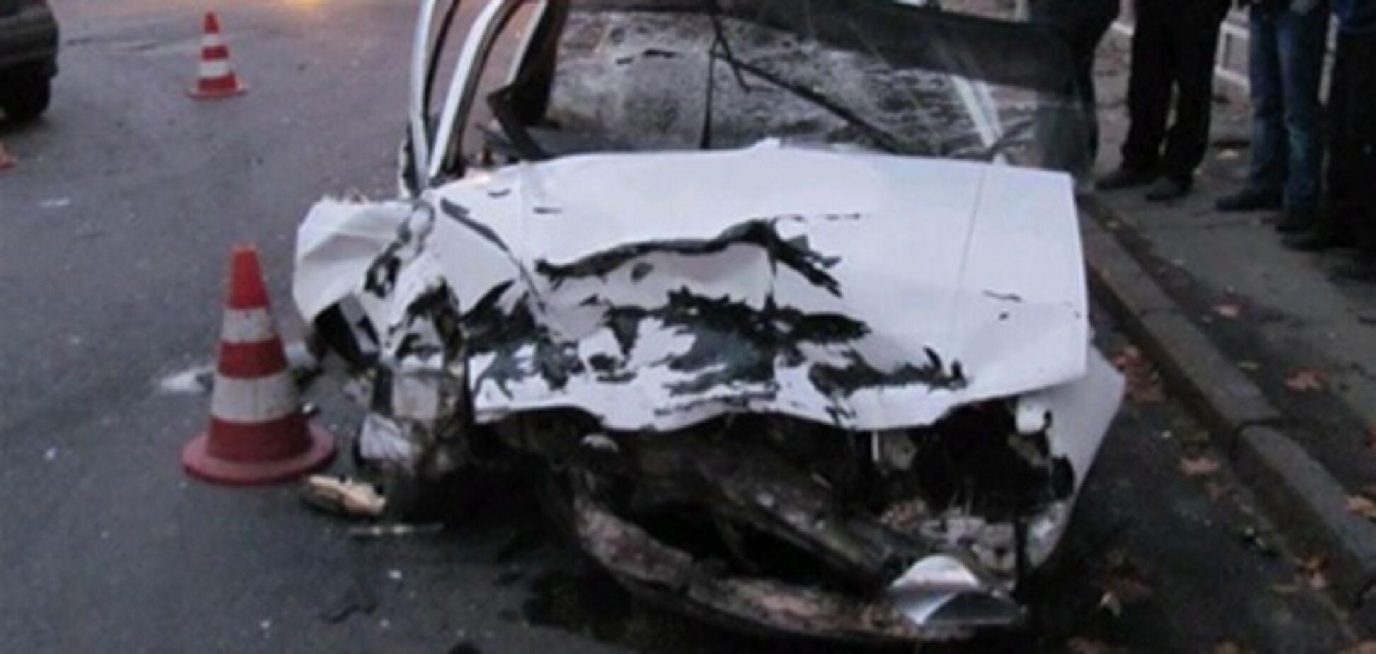 ДТП у Херсоні: шестеро людей травмовані, у тому числі дві росіянки