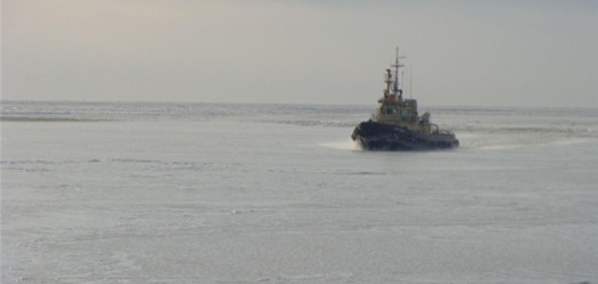 В Азовському морі зазнає лиха буксир