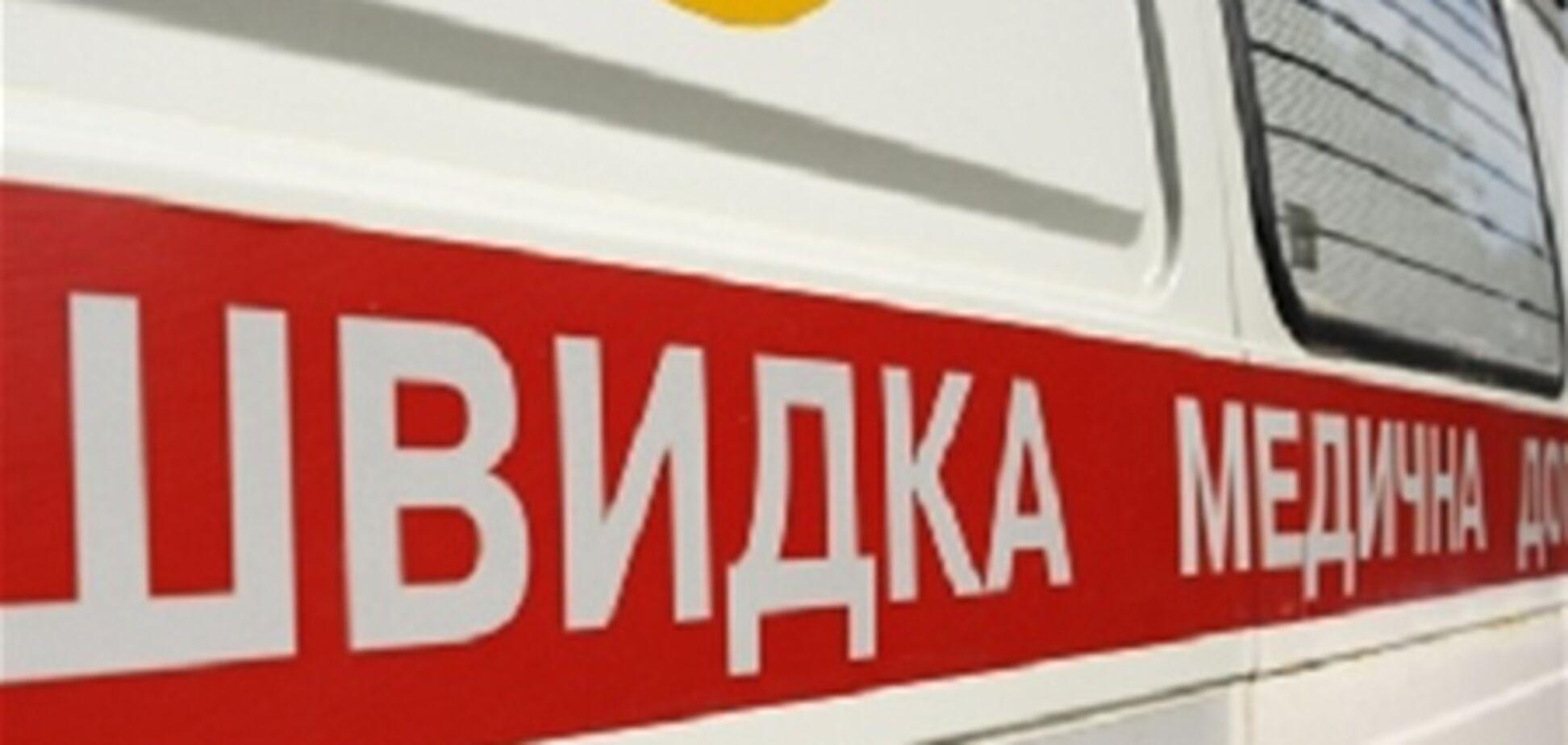 У Криму зіткнулися дві вантажівки: обидва водія поранено, пасажир загинув