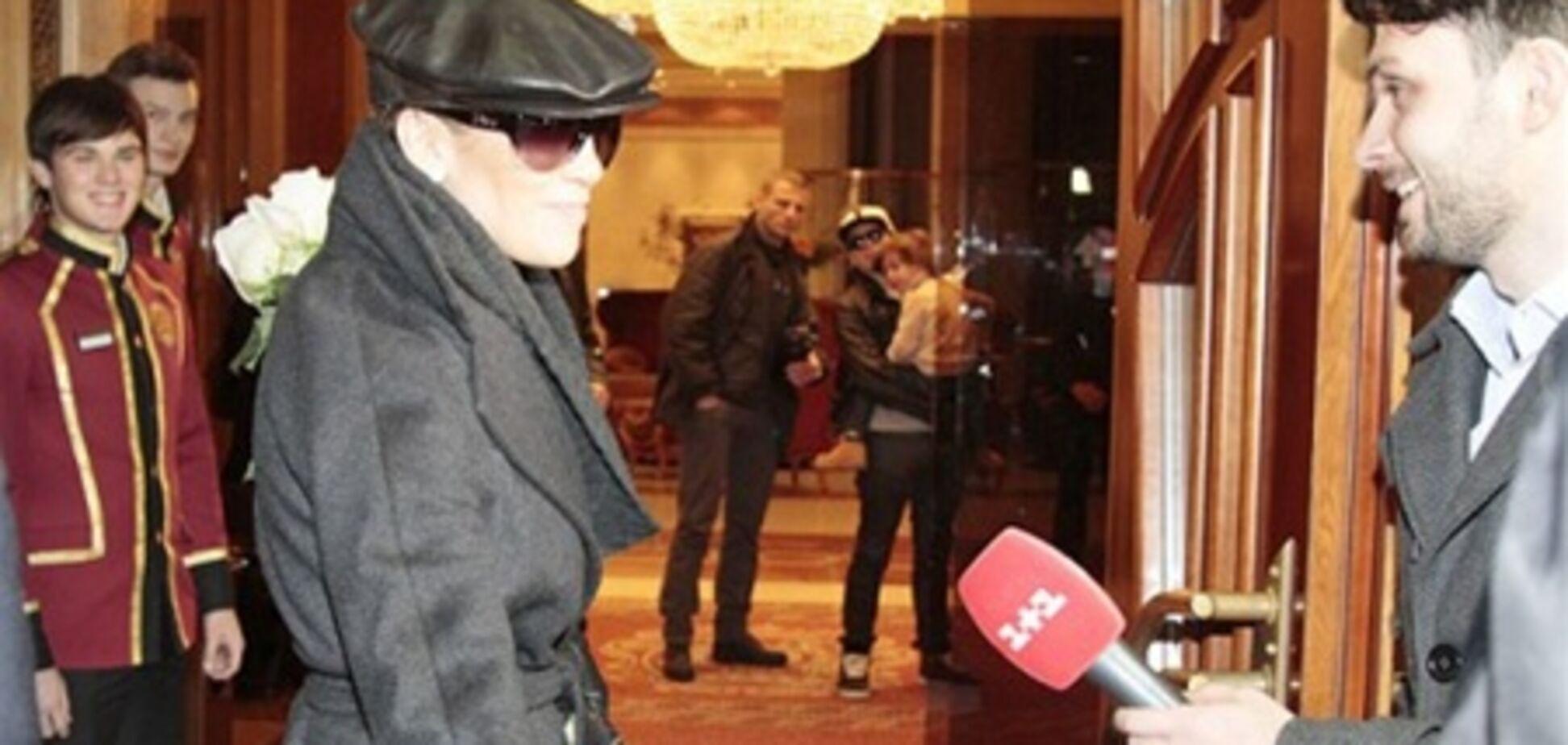 Джей Ло вже в Києві. Фото