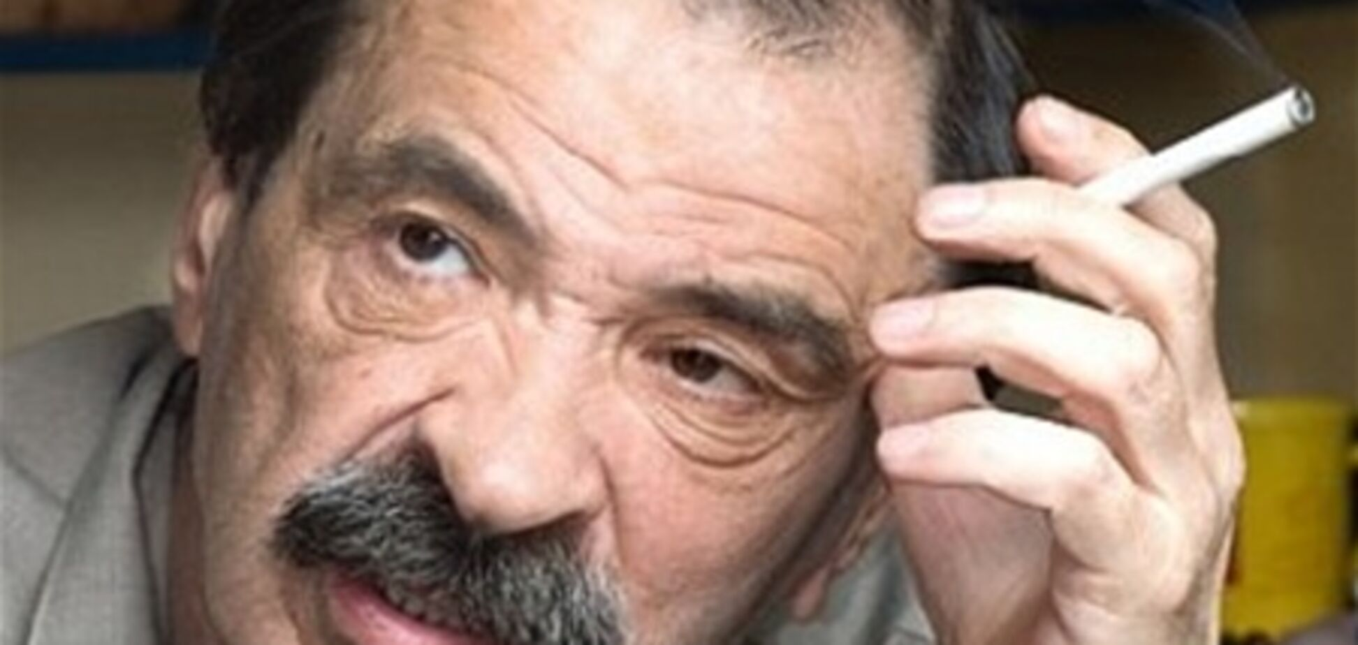 Здоров'я Олейникова підкосив провал улюбленого мюзиклу