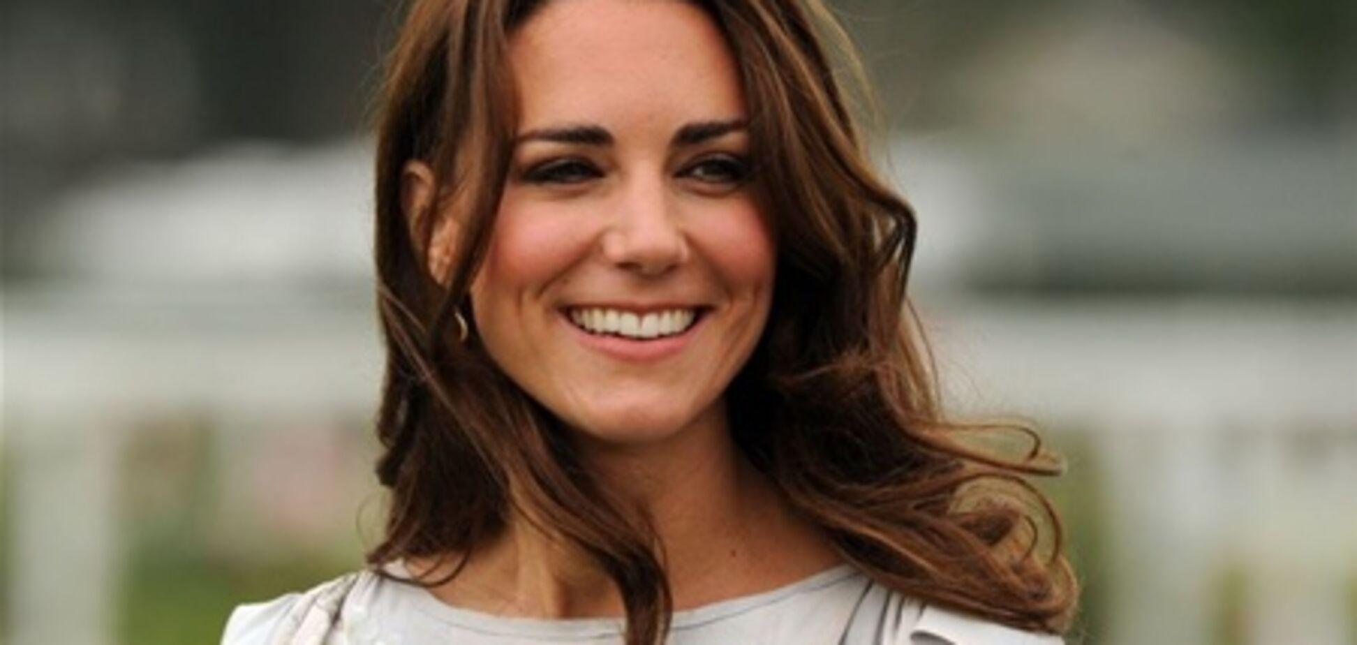 Кейт Міддлтон в університеті носила підгузник. Фото
