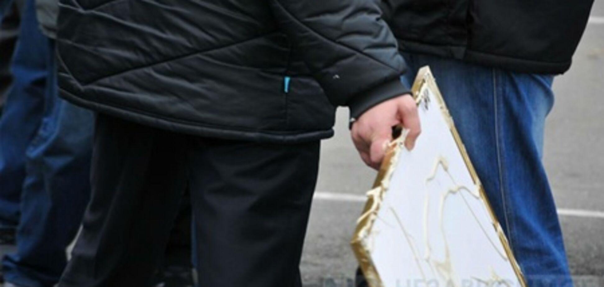 Корчинський закликав киян забути дорогу в ТРЦ 'Караван'