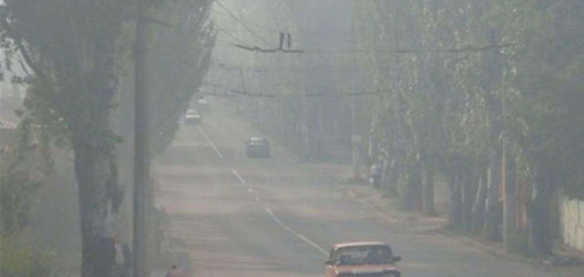 Оприлюднена попередня причина появи смогу в Маріуполі