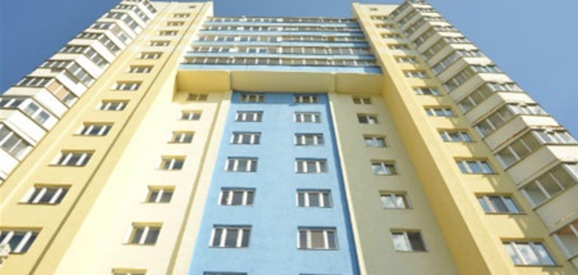 За октябрь в Киеве сдано в аренду более двух тысяч квартир