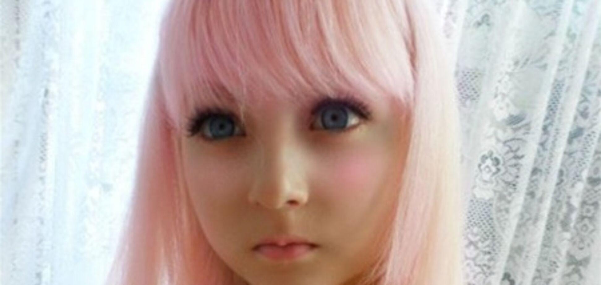 Інтернет підкорила жива лялька. Фото. Відео