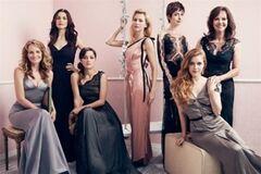 7 главных актрис 2012 года