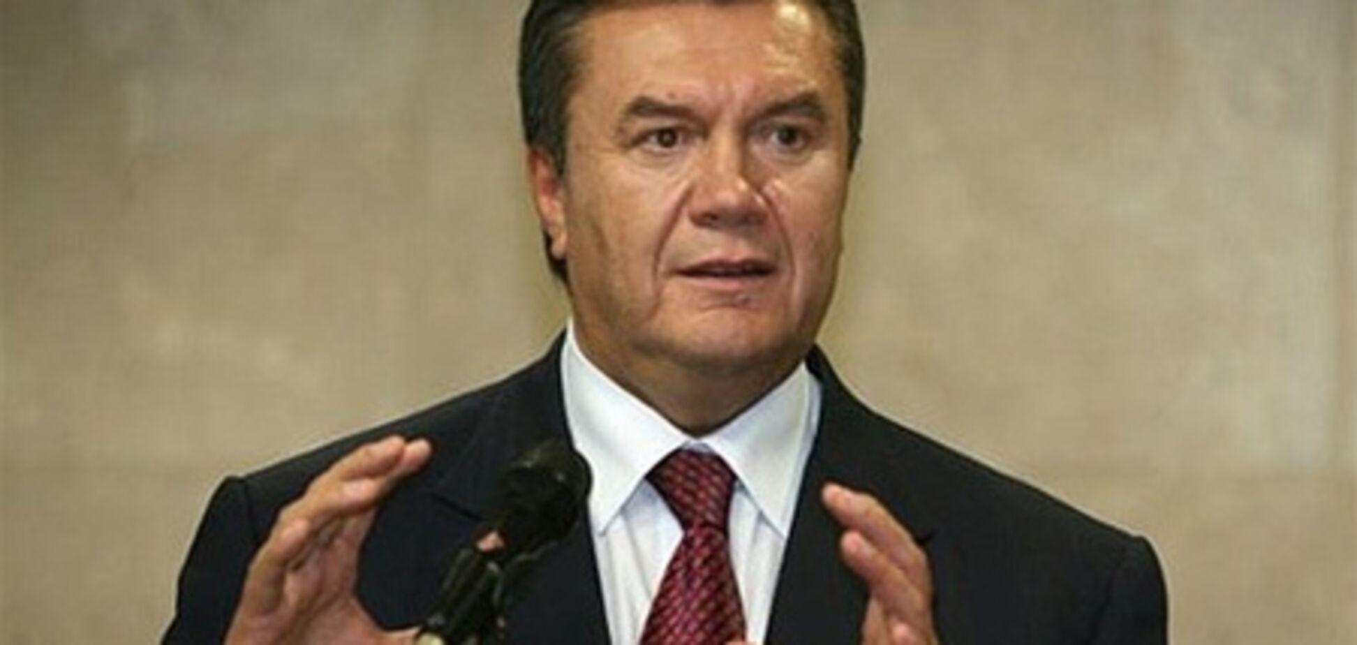 Янукович 10 років у великій політиці