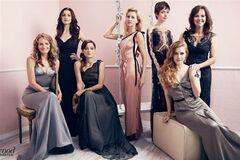 The Hollywood Reporter собрал претенденток на Оскар. Фото