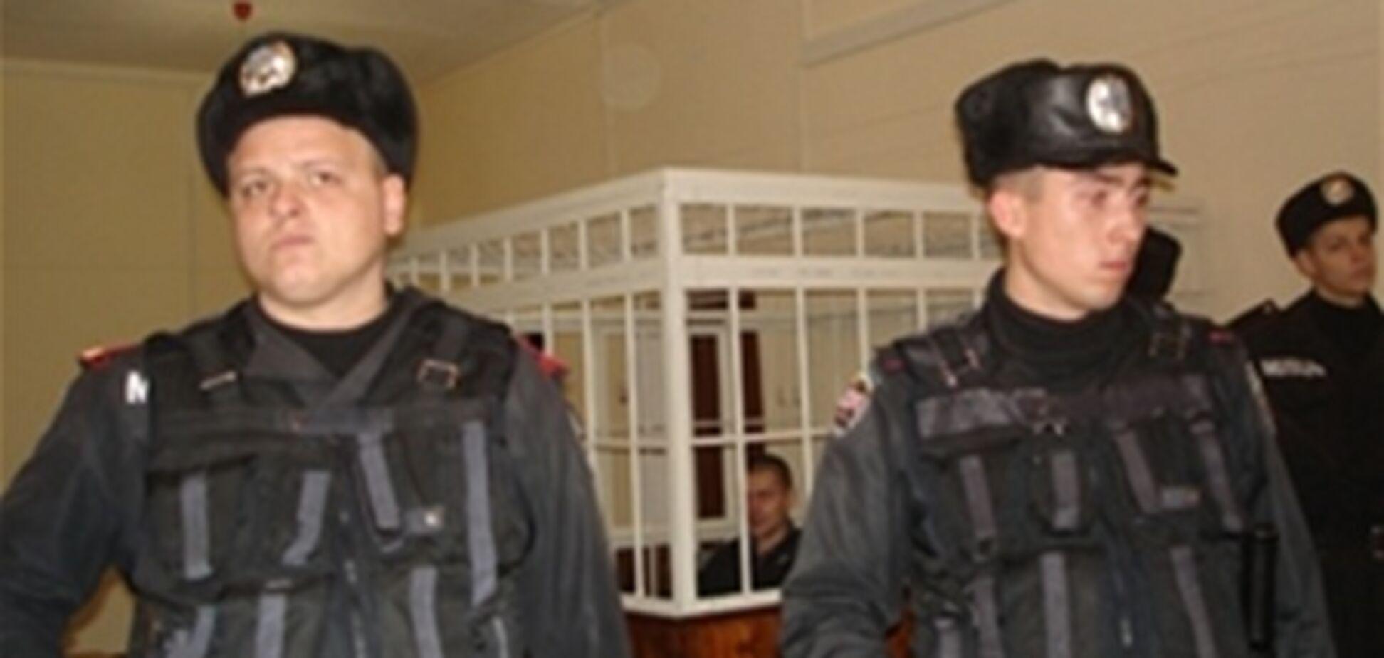 Мучителі Оксани Макар в суді жартували і передавали привіт друзям. Відео