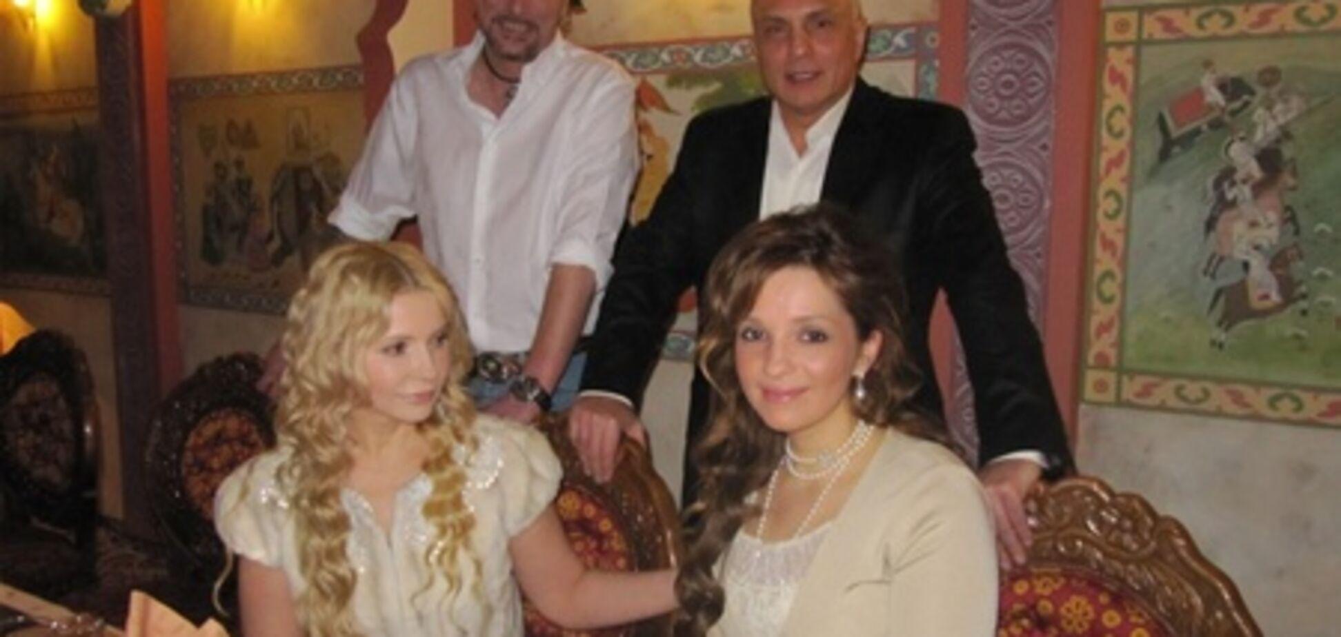 Екс-чоловік Тимошенко відсудив у неї яйце, сканер і три шаблі