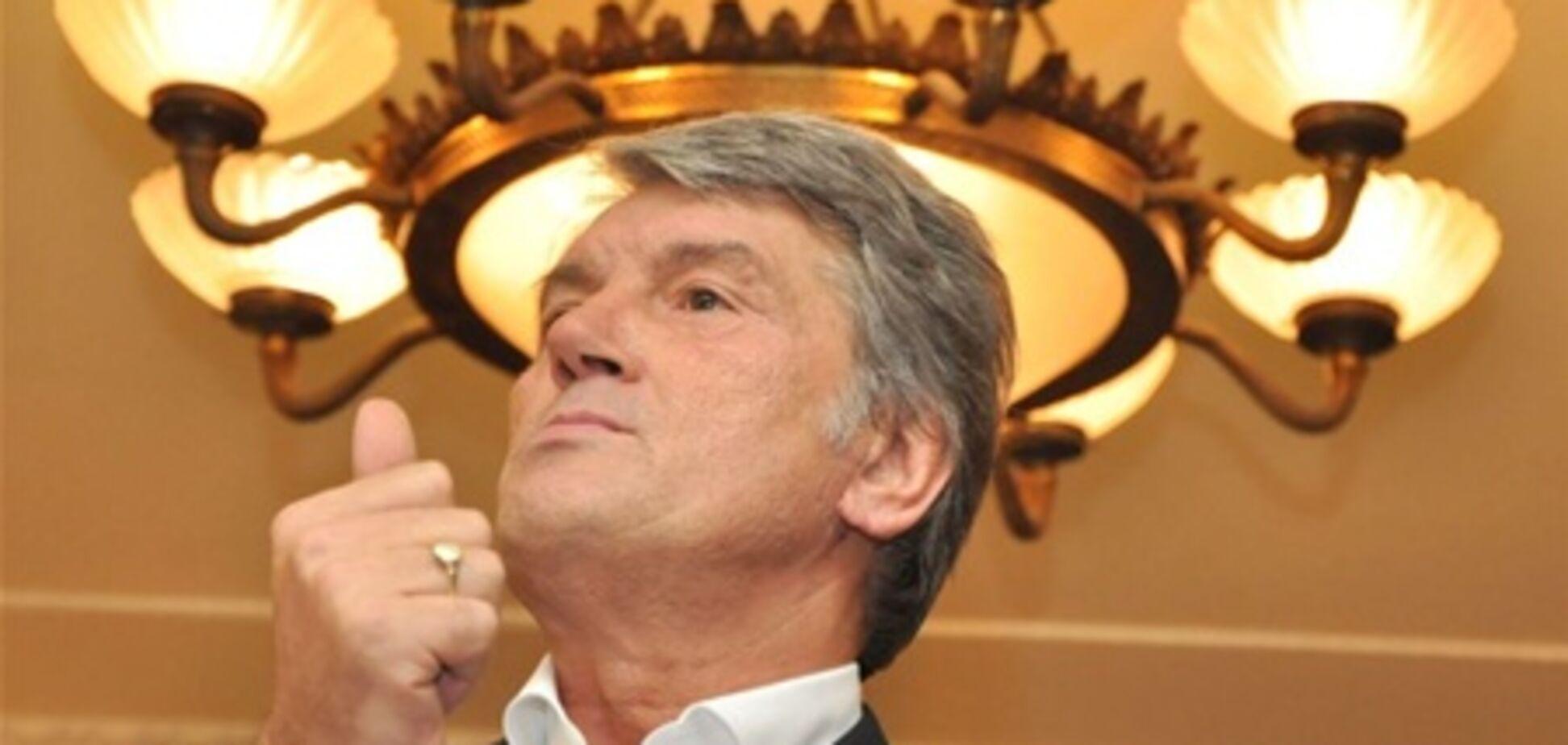 Ванникова: Ющенко никуда не пропал с партийной кассой