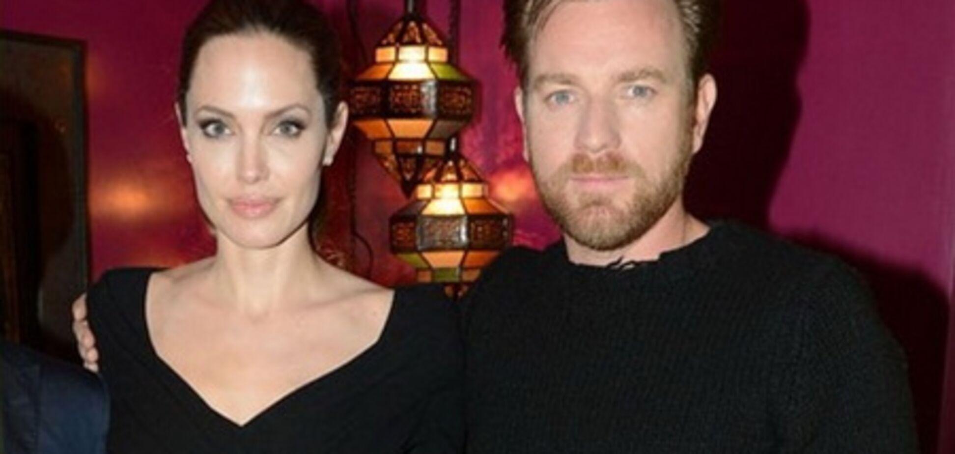 'Невозможное' для Анджелины Джоли и Юэна МакГрегора