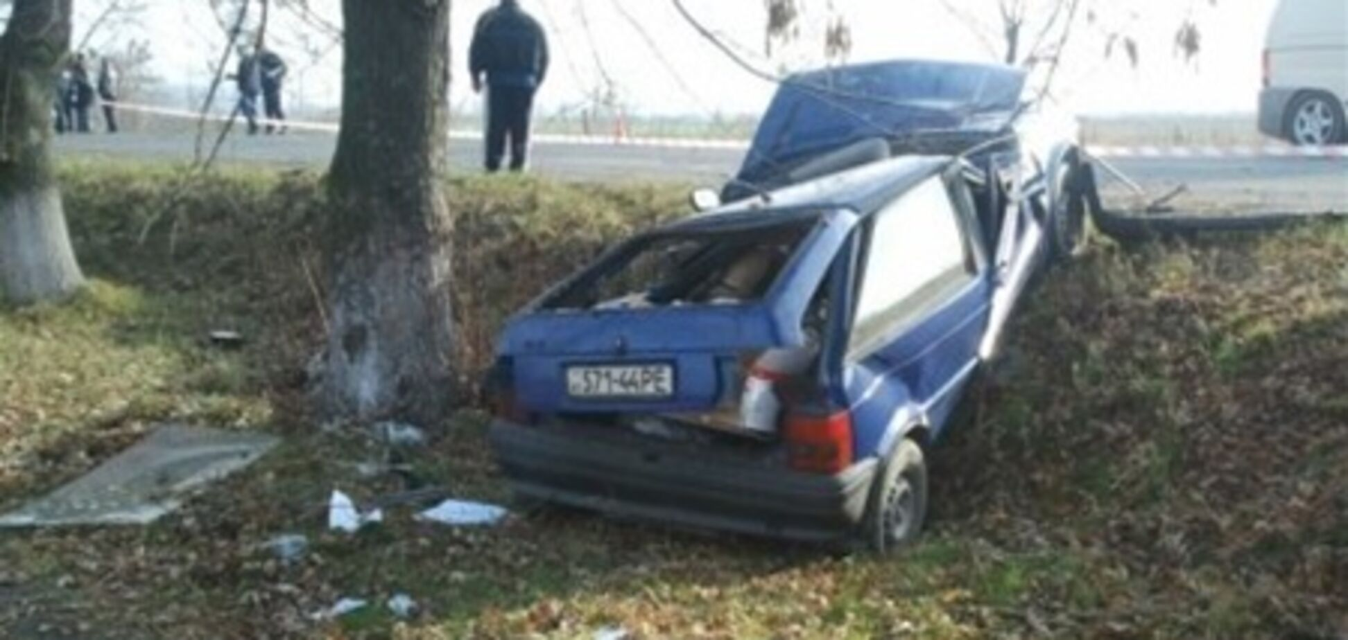 Ситуация на дорогах 22 ноября: 94 ДТП, 23 погибших