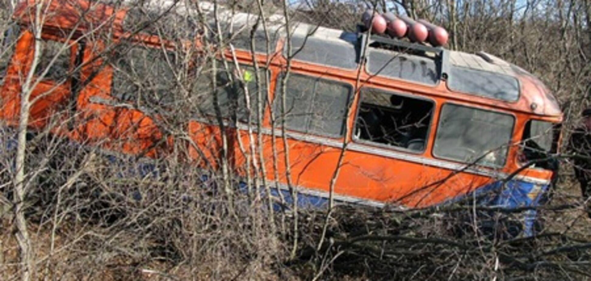 Ситуація на дорогах за 23 листопада: 107 ДТП, 21 загиблих