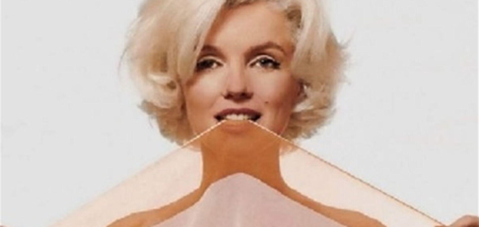 Гола Монро знову прикрасила обкладинку Playboy. Фото