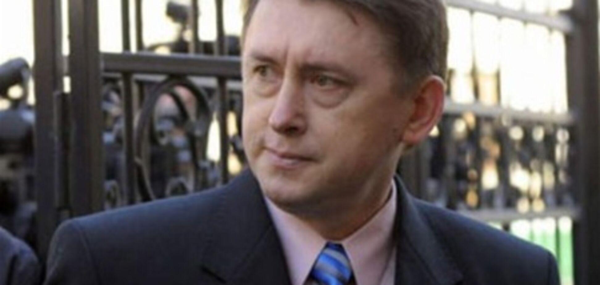 Печерський суд завтра продовжить допит Мельниченка