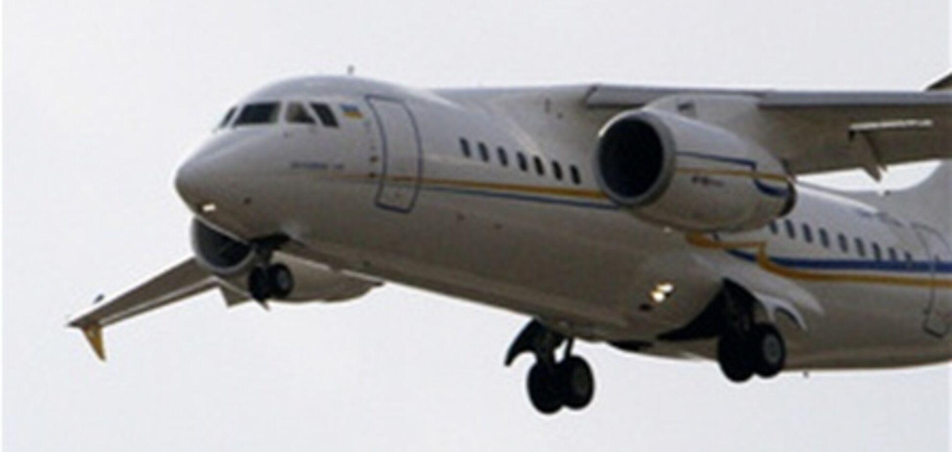 У Харкові аварійно сів літак з 47 пасажирами
