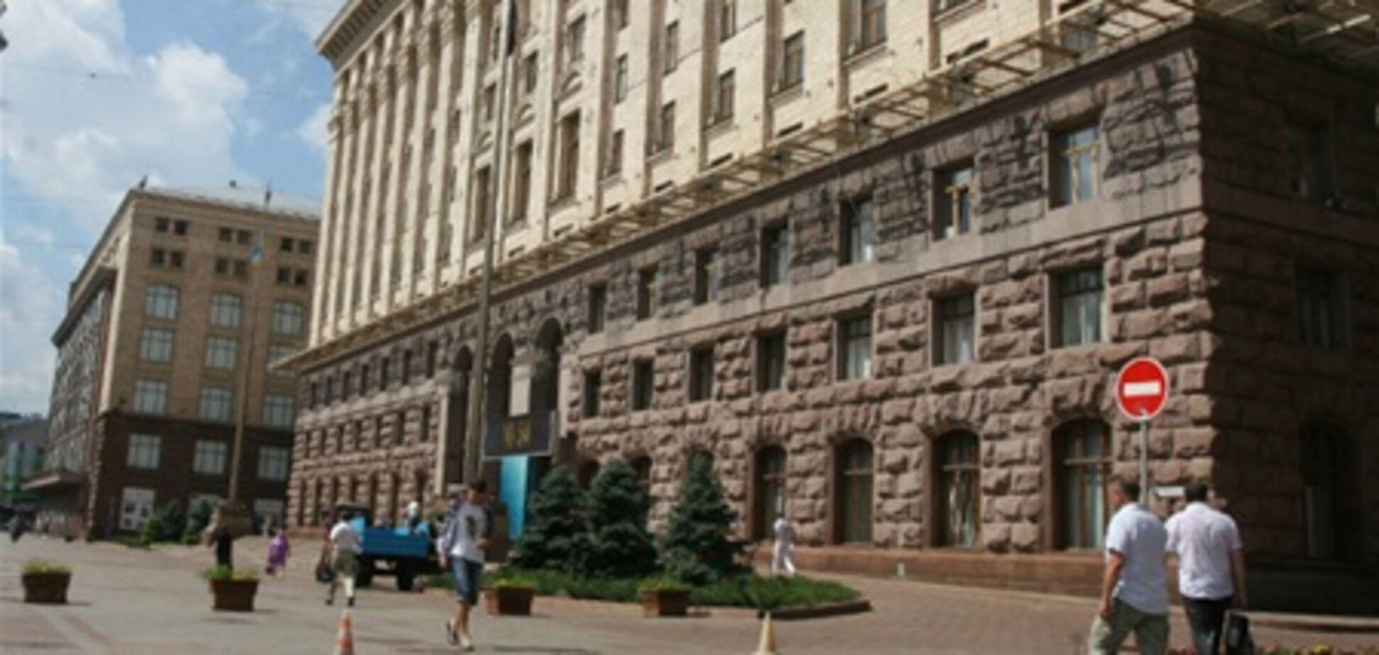 Азарову еще не предложили кандидатуру главы Деснянской РГА