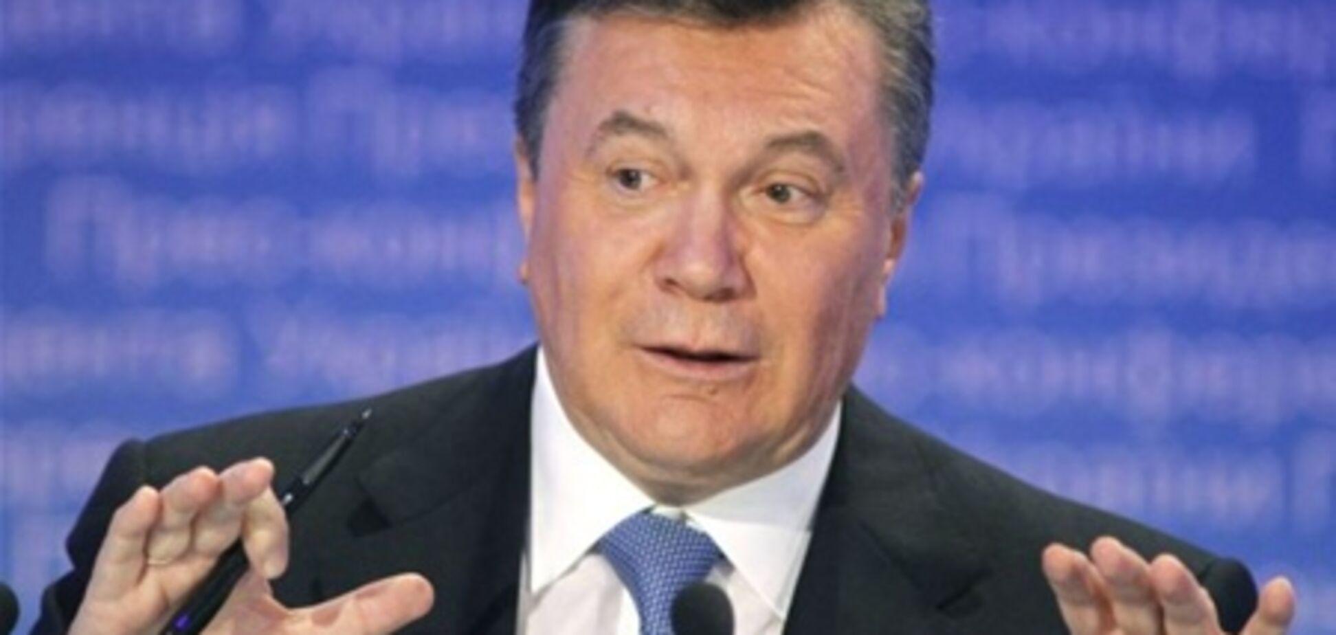 Янукович витратив $ 300 тисяч на фільм про секс