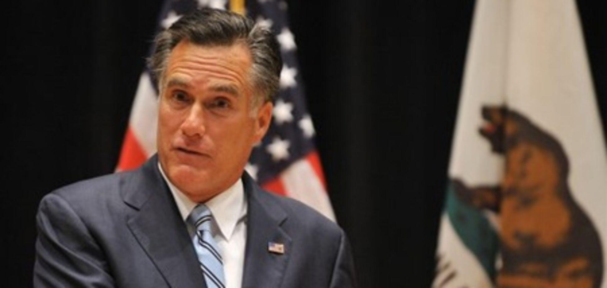 Мітт Ромні потрапив у топ-25 невдах року