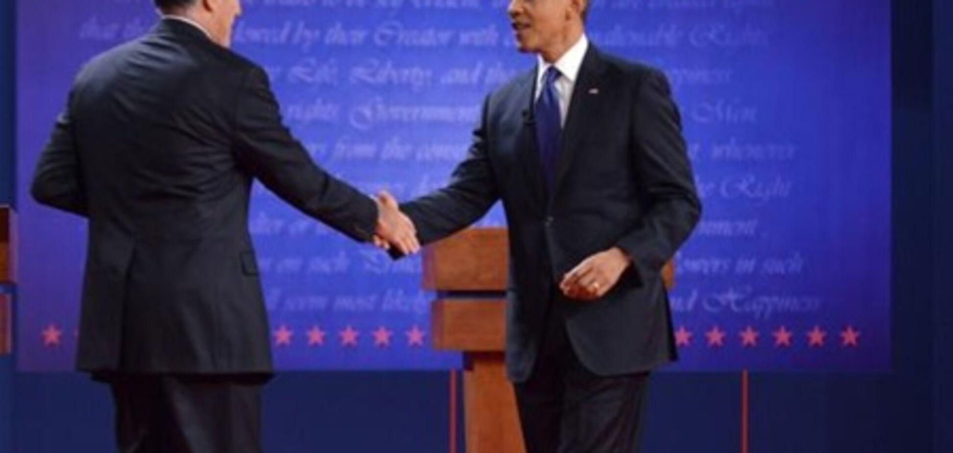 Обама запросив Ромні на ланч