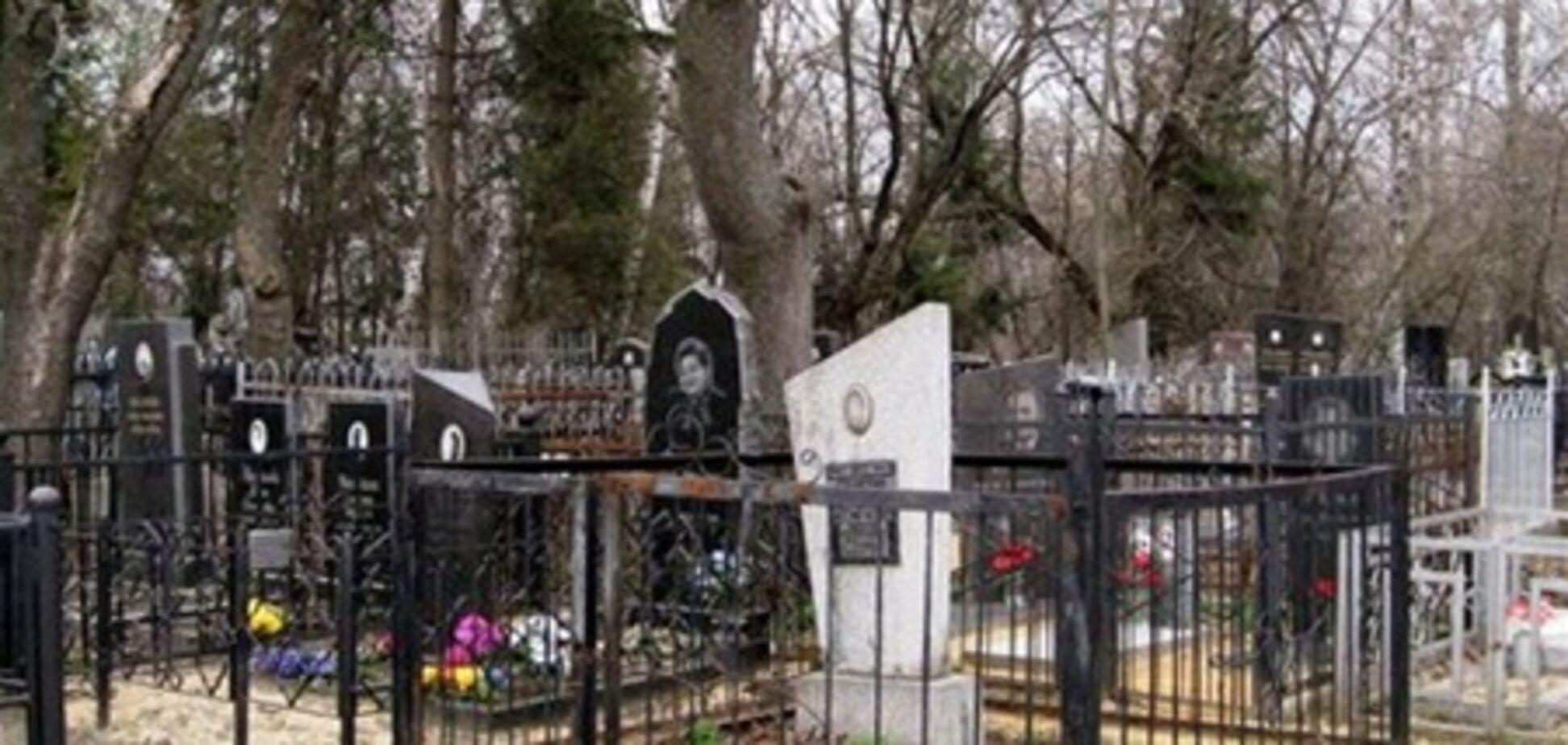 В Беличанском лесу создают кладбище