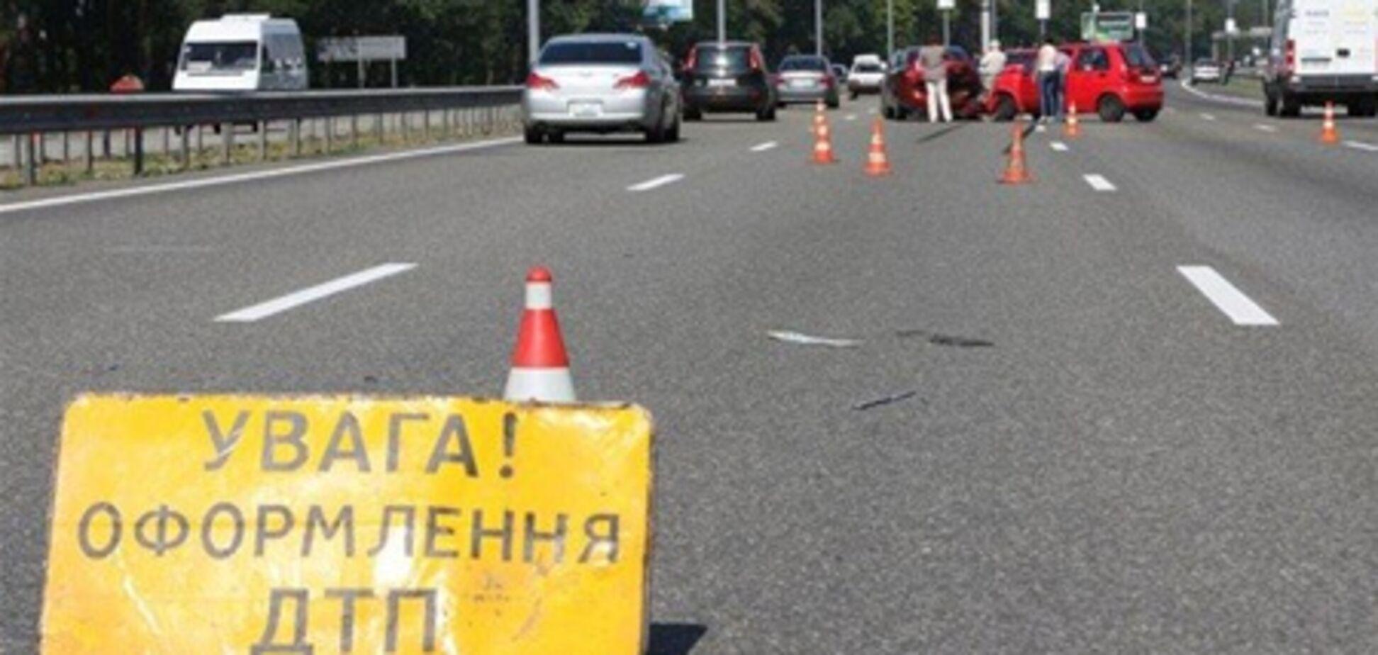 Ситуація на дорогах за 2 листопада: 95 ДТП, 16 загиблих