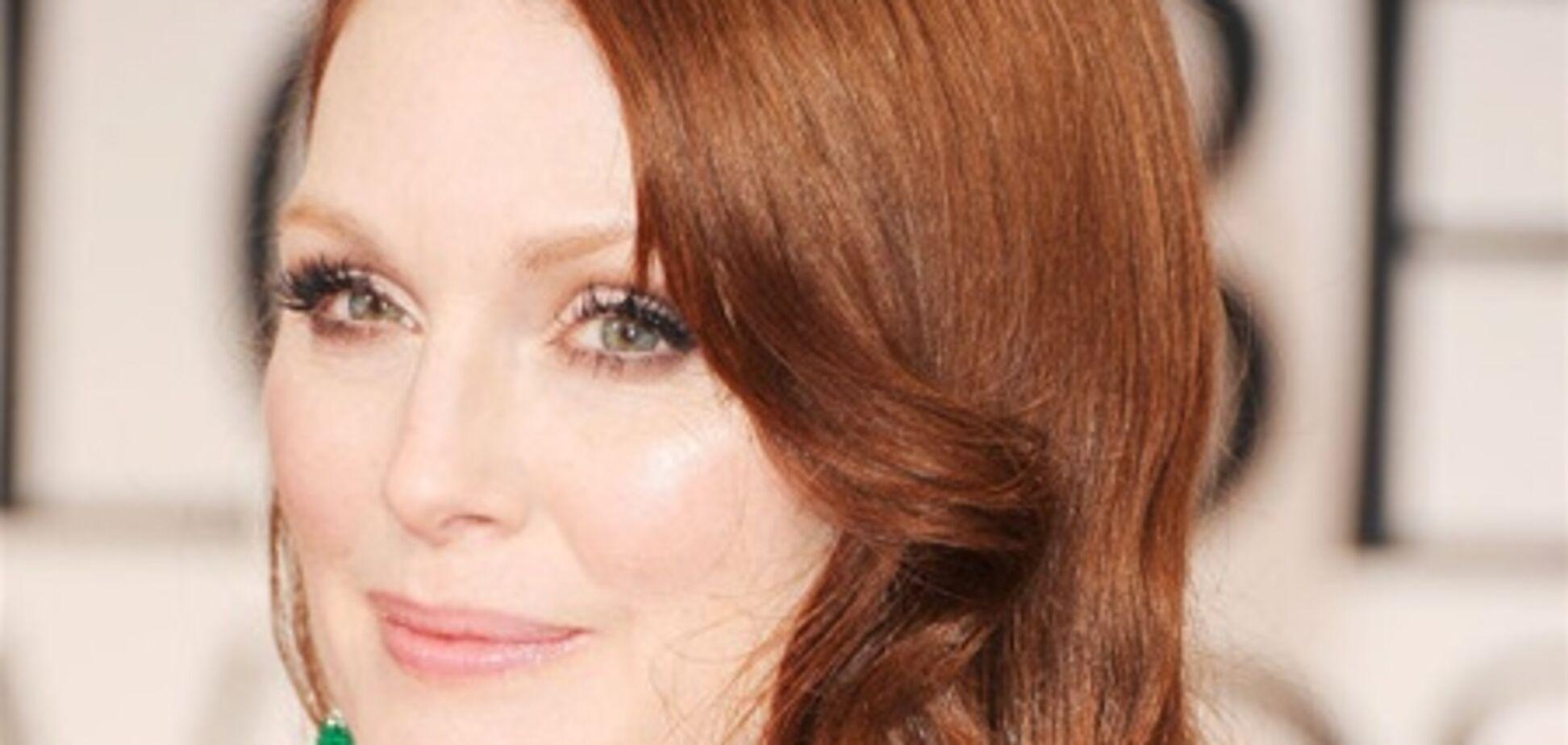 51-летняя звезда Голливуда Джулианна Мур стала новым лицом LOreal