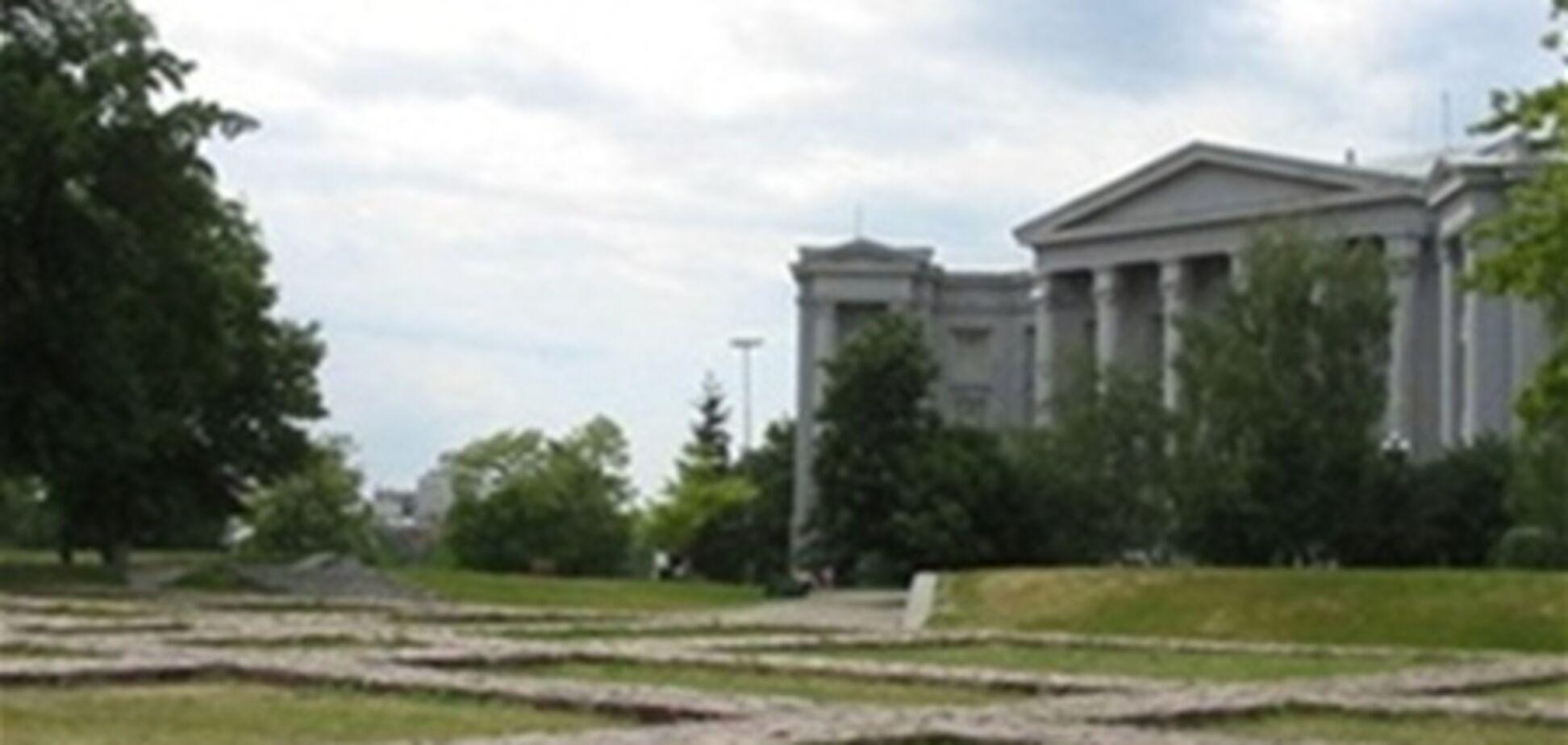 Попов категорически против новой церкви на месте Десятинной