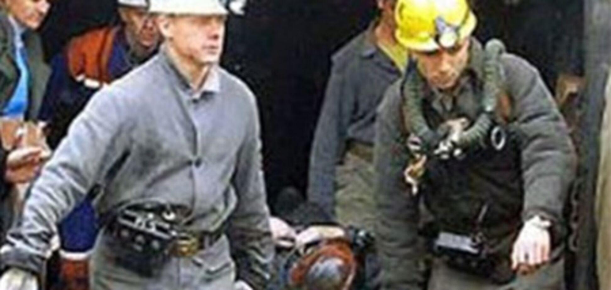 На шахті Засядька загинув гірник через аварію