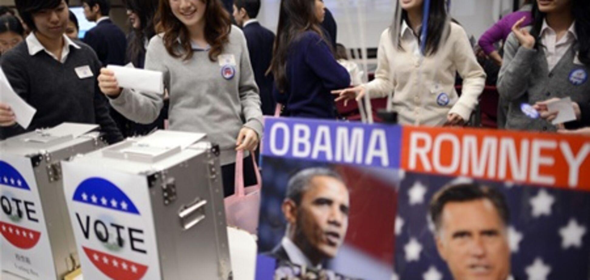 На національному рівні розрив між Обамою і Ромні 2%