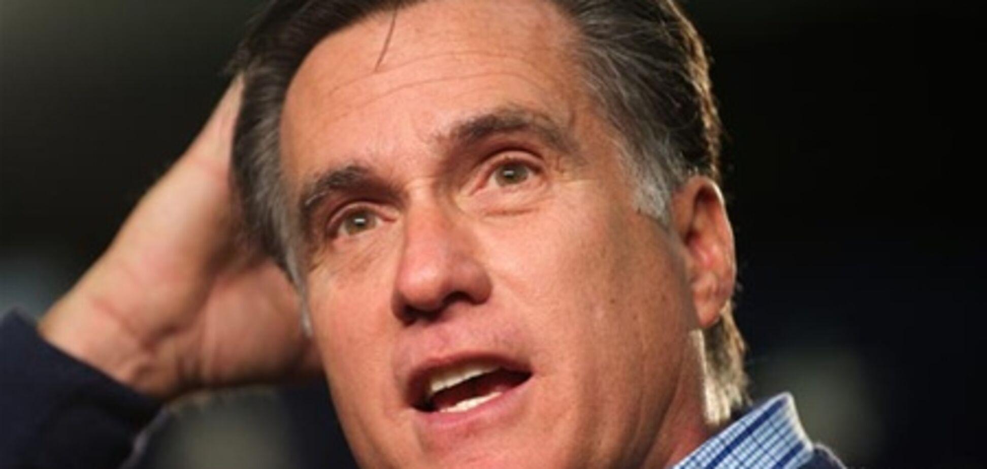 Ромні привітав Обаму з перемогою